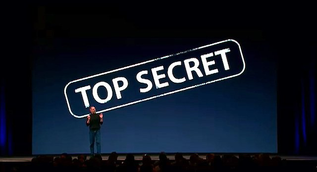 secretismo apple 3