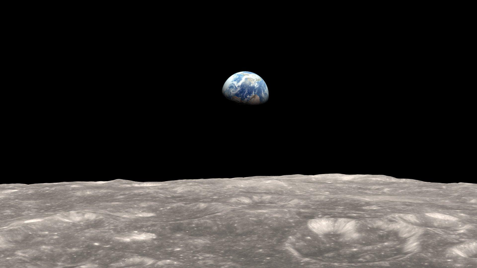 En 2027, La Tierra Contará Con Una Segunda Luna Temporal