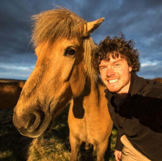 selfies con animales 15