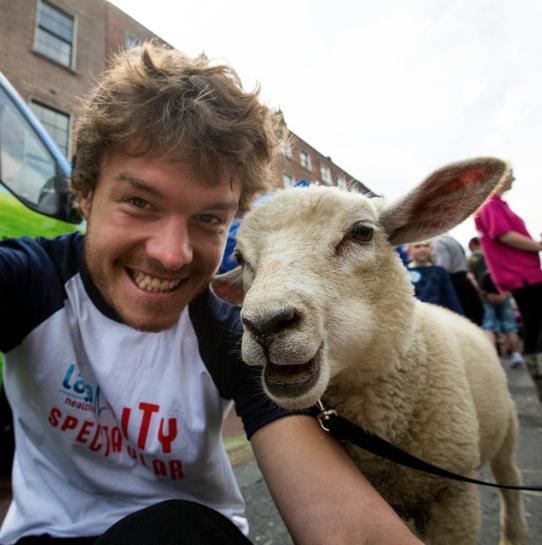 selfies con animales 29