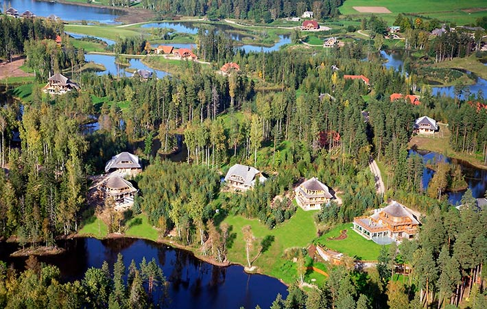 sun city, la ciudad de lituania ecologicamente sostenible creada por un millonario 1