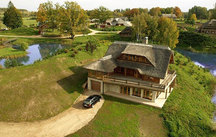 sun city, la ciudad de lituania ecologicamente sostenible creada por un millonario 11