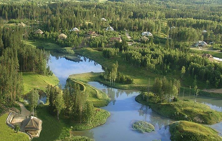 sun city, la ciudad de lituania ecologicamente sostenible creada por un millonario 12
