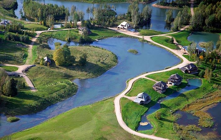 sun city, la ciudad de lituania ecologicamente sostenible creada por un millonario 14