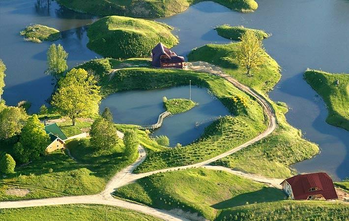 sun city, la ciudad de lituania ecologicamente sostenible creada por un millonario 2