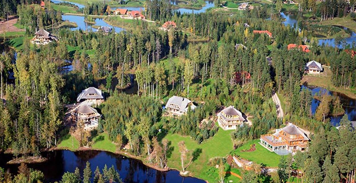 sun city, la ciudad ecologica construida en Lituania
