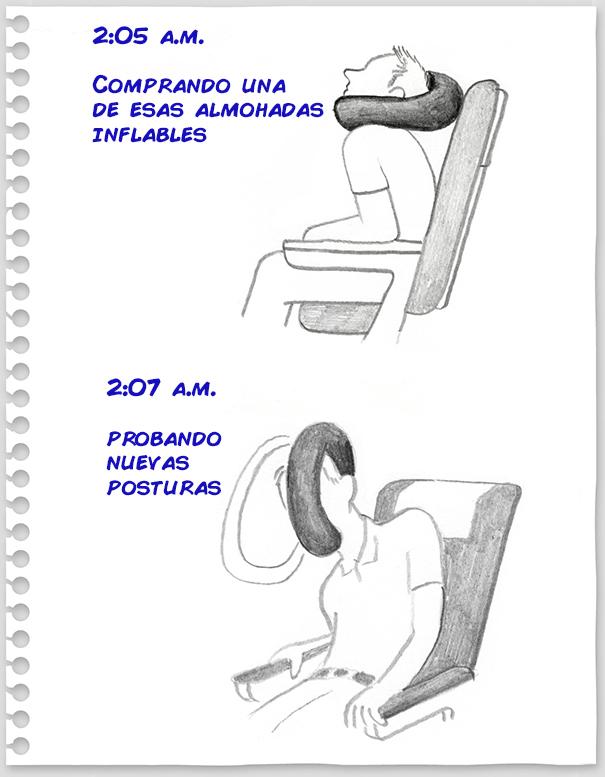 viaje en avion de nueva york a berlin ilustrado 6