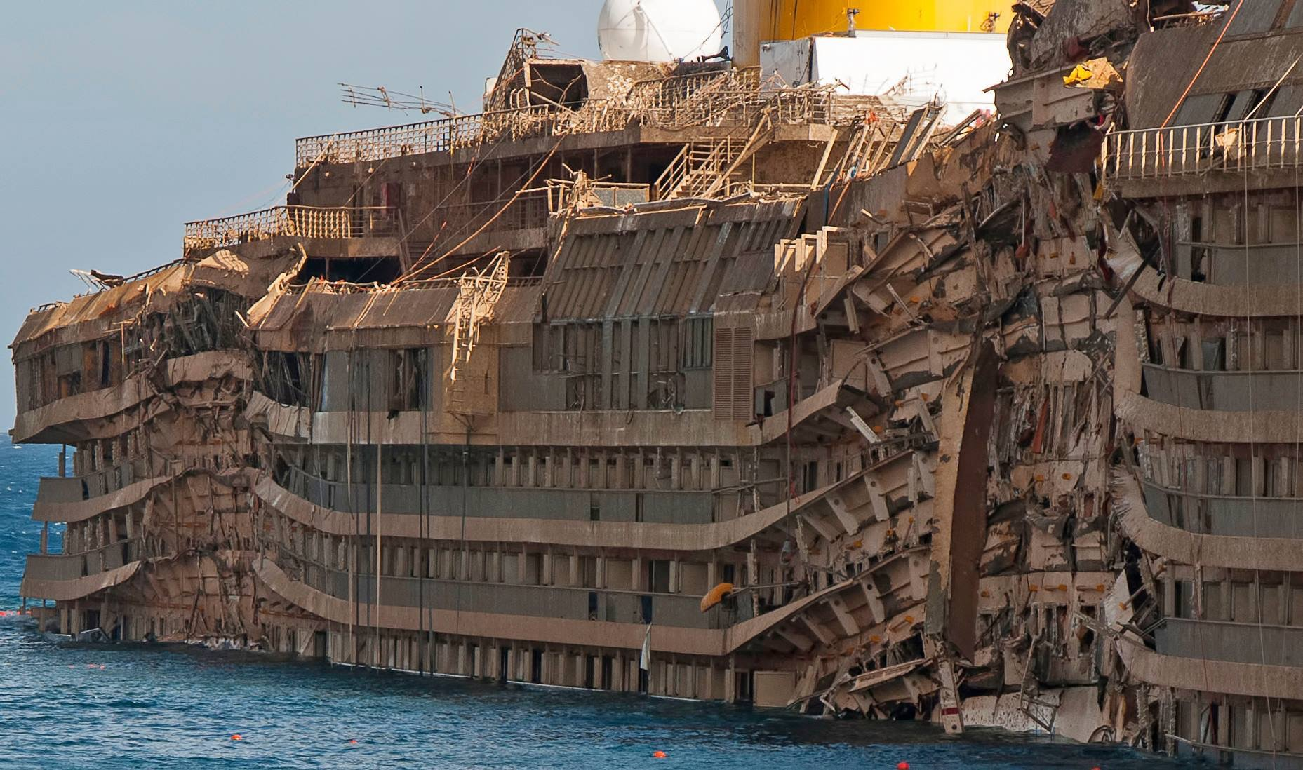 Costa concordia despues 7