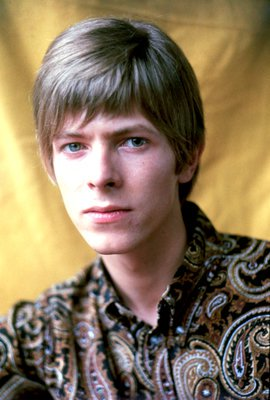 Portrait of David Bowie photographed in 1967.; (Photo by King Collection/Photoshot/Getty Images)