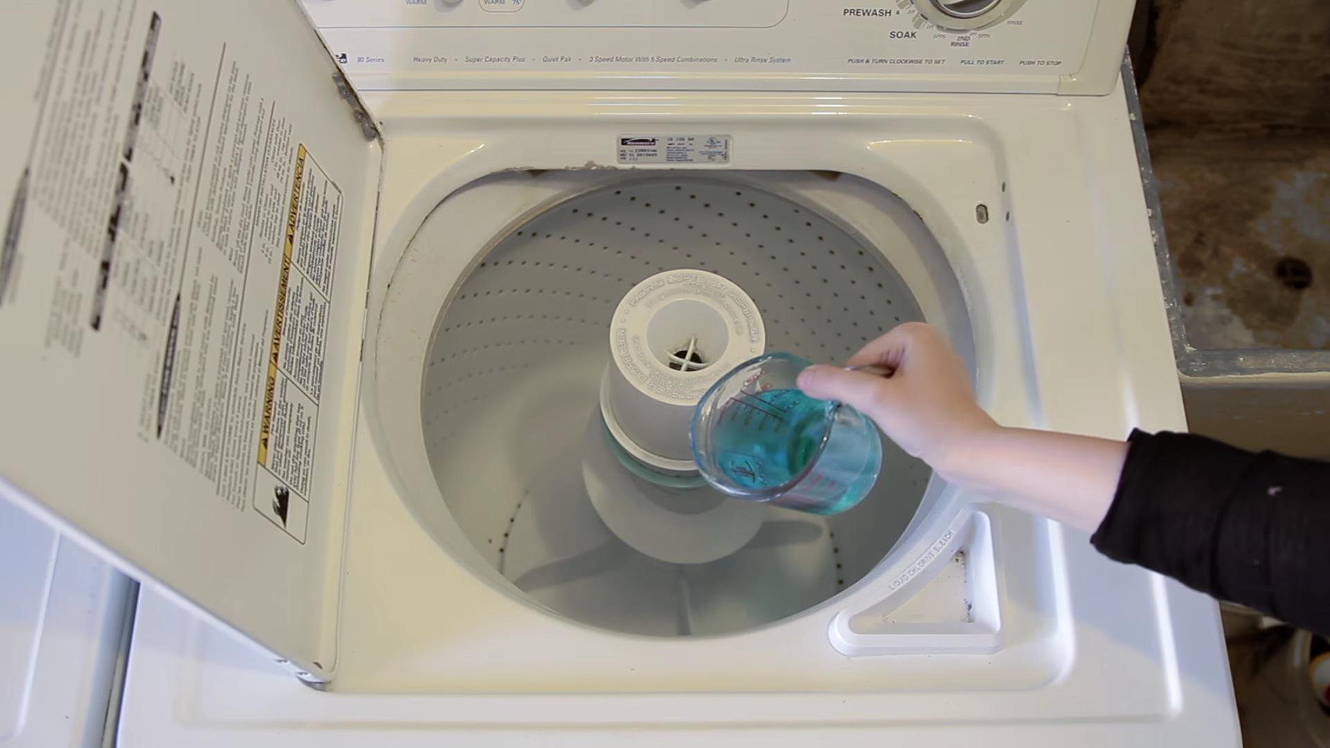 Trucos lavadora 18