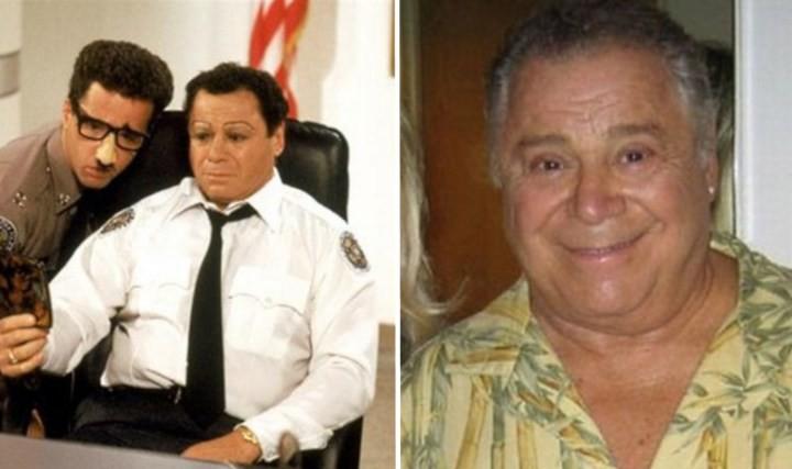 asi son los protagonistas de loca acdemis de policia 30 años despues 15