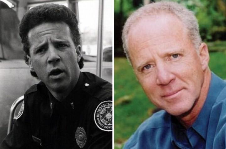 asi son los protagonistas de loca acdemis de policia 30 años despues 5