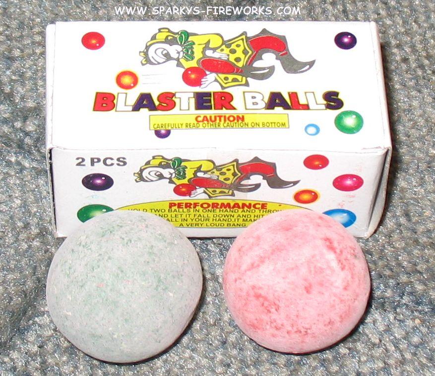 blasterballs