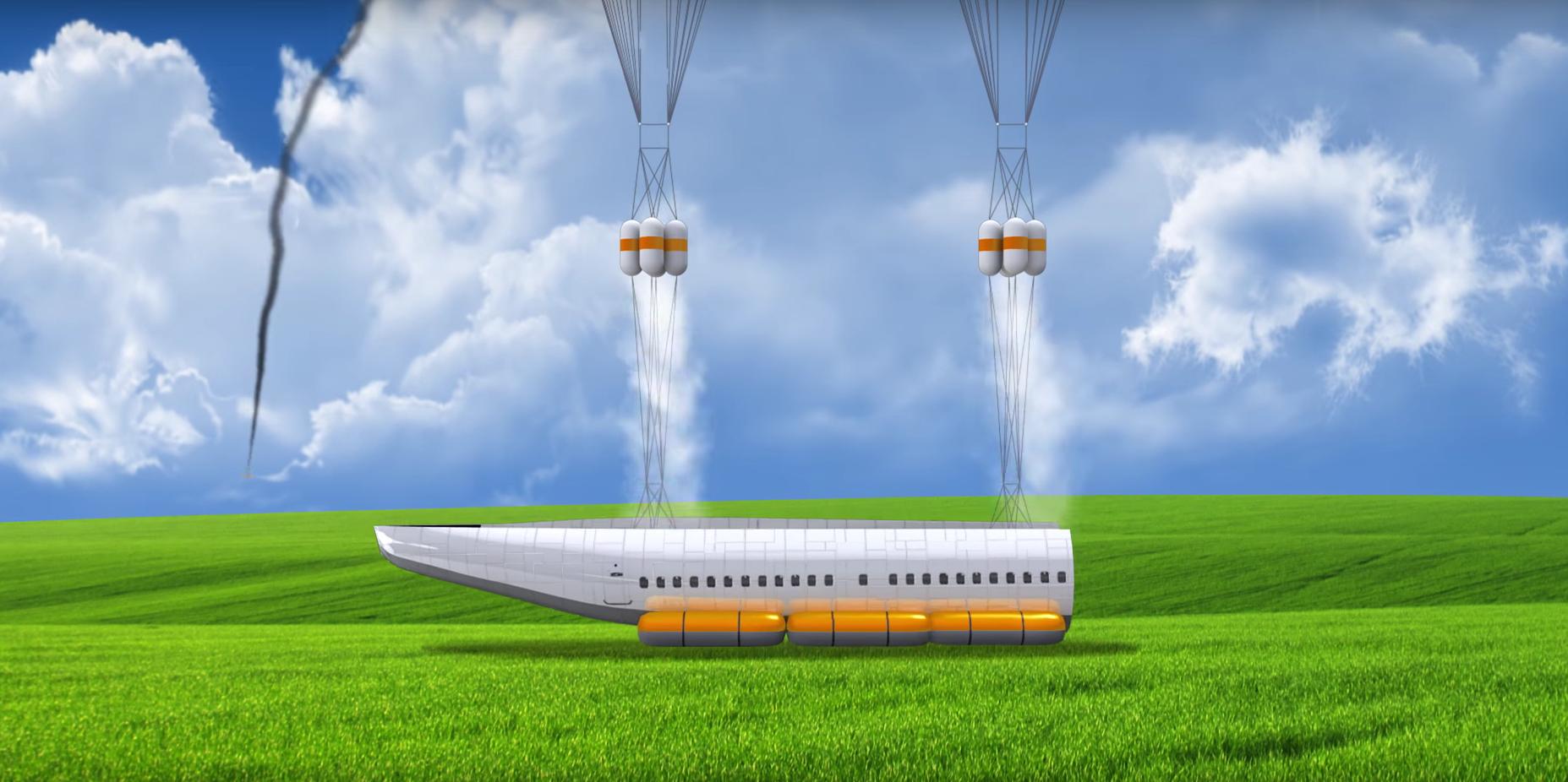 cabina avion desmontable segura 10