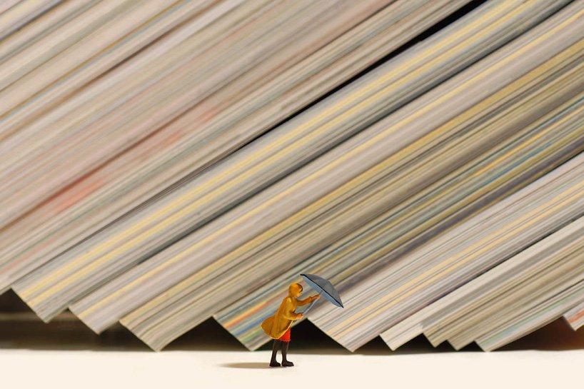 calendario en miniatura de tanaka tatsuya 13