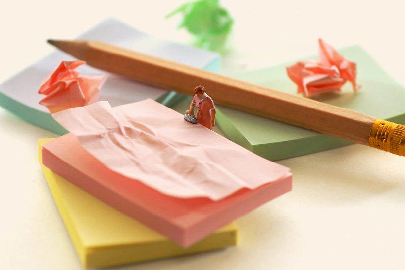 calendario en miniatura de tanaka tatsuya 8