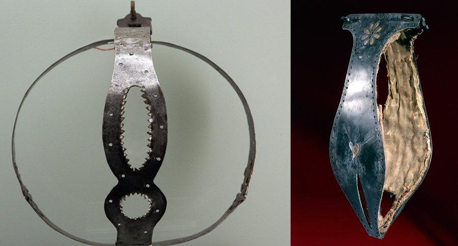 La verdad sobre los cinturones de castidad y su uso voluntario - La ... f67fc604ad82