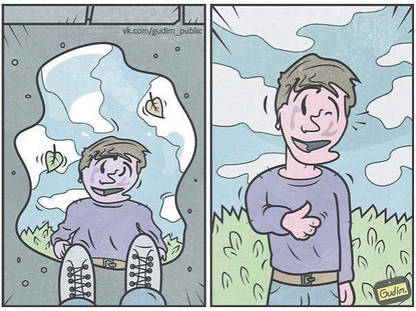 divertidas ilustraciones sarcasticas 12