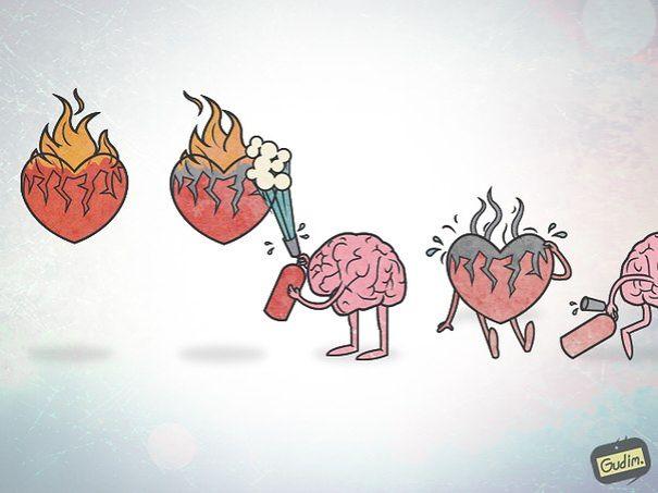 divertidas ilustraciones sarcasticas 16