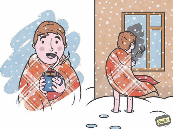 divertidas ilustraciones sarcasticas 19