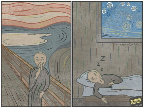 divertidas ilustraciones sarcasticas 4