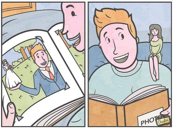divertidas ilustraciones sarcasticas 5
