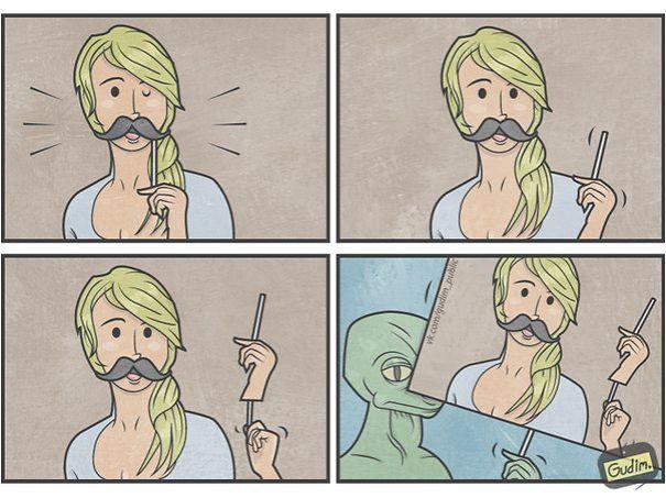 divertidas ilustraciones sarcasticas 9
