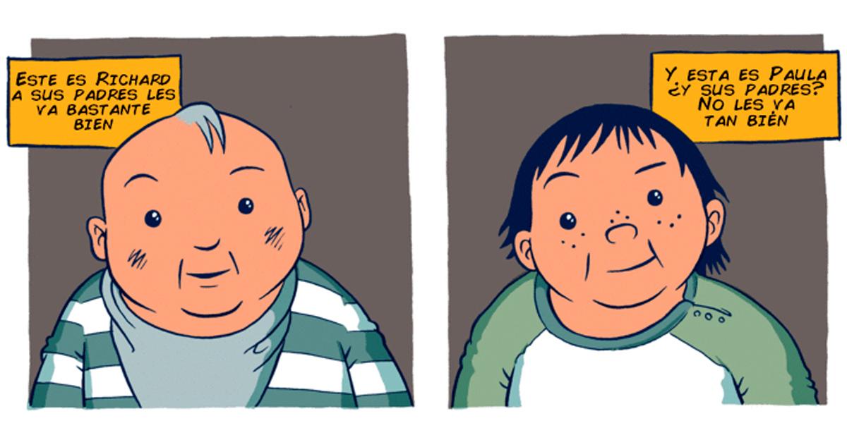 en bandeja, el comic que nos enseña como nos afectan los privilegios en nuestra vida y el camino hacia el exito