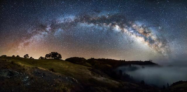 espectaculares imagenes del universo vistas desde la tierra2