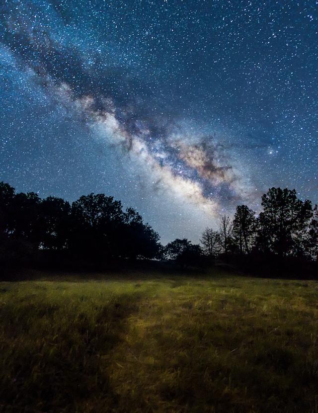 espectaculares imagenes del universo vistas desde la tierra8