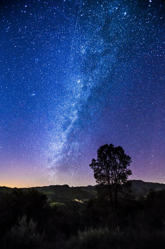 espectaculares imagenes del universo vistas desde la tierra9