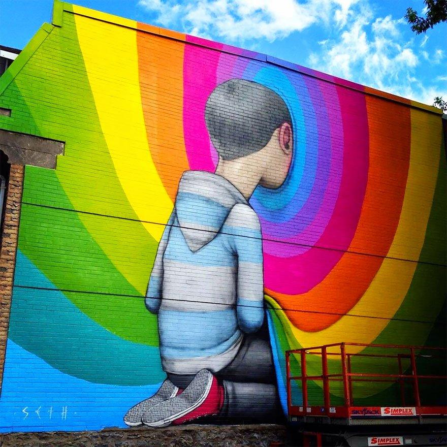 grafitis del artista callejero julien malland seth globepainter 19