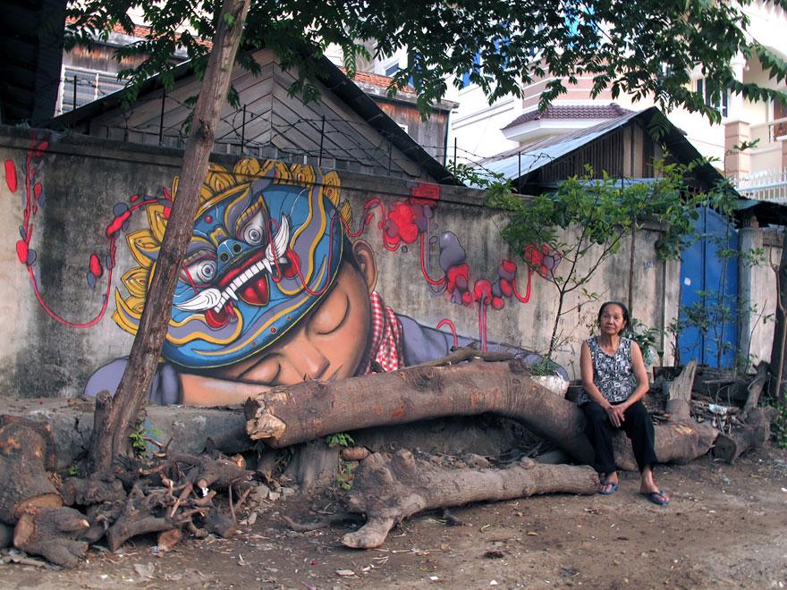 grafitis del artista callejero julien malland seth globepainter 20