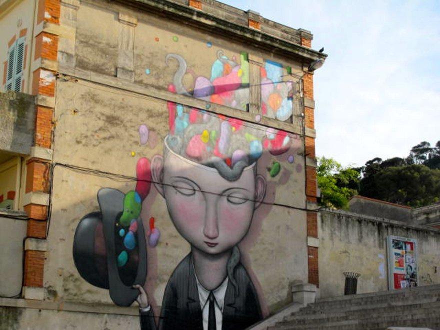 grafitis del artista callejero julien malland seth globepainter 30
