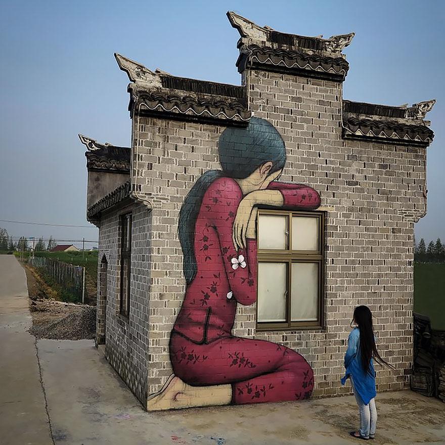 grafitis del artista callejero julien malland seth globepainter 4