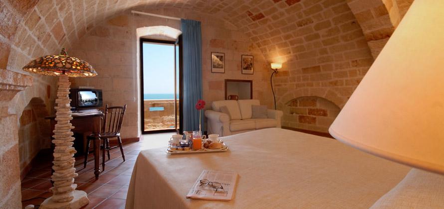 hotel restaurante en gruta italiana 12