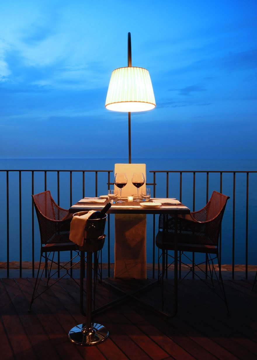 hotel restaurante en gruta italiana 6