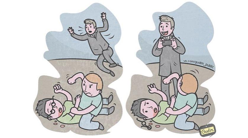ilustraciones-sarcasticas-critica