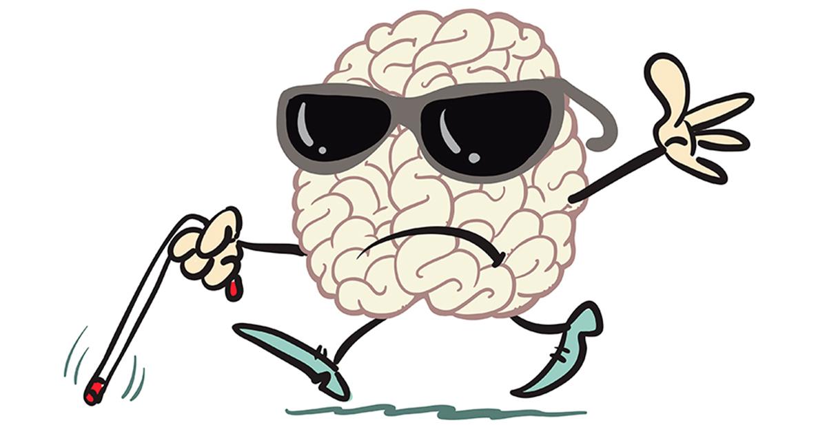 la ceguera de repeticion y nuestro cerebro