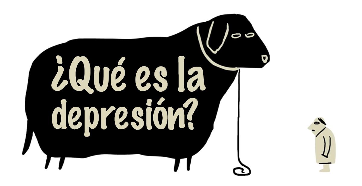 la depresion en video