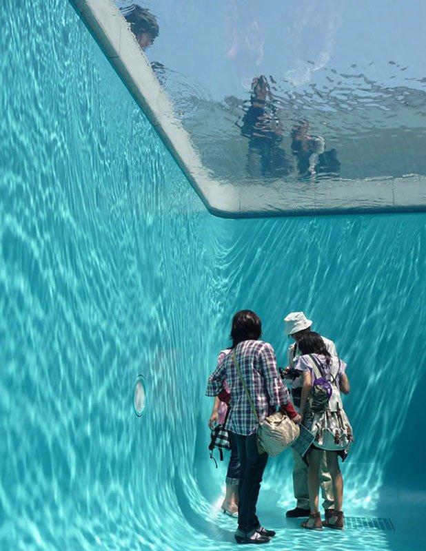 leandro elrich piscina ilusion optica 1