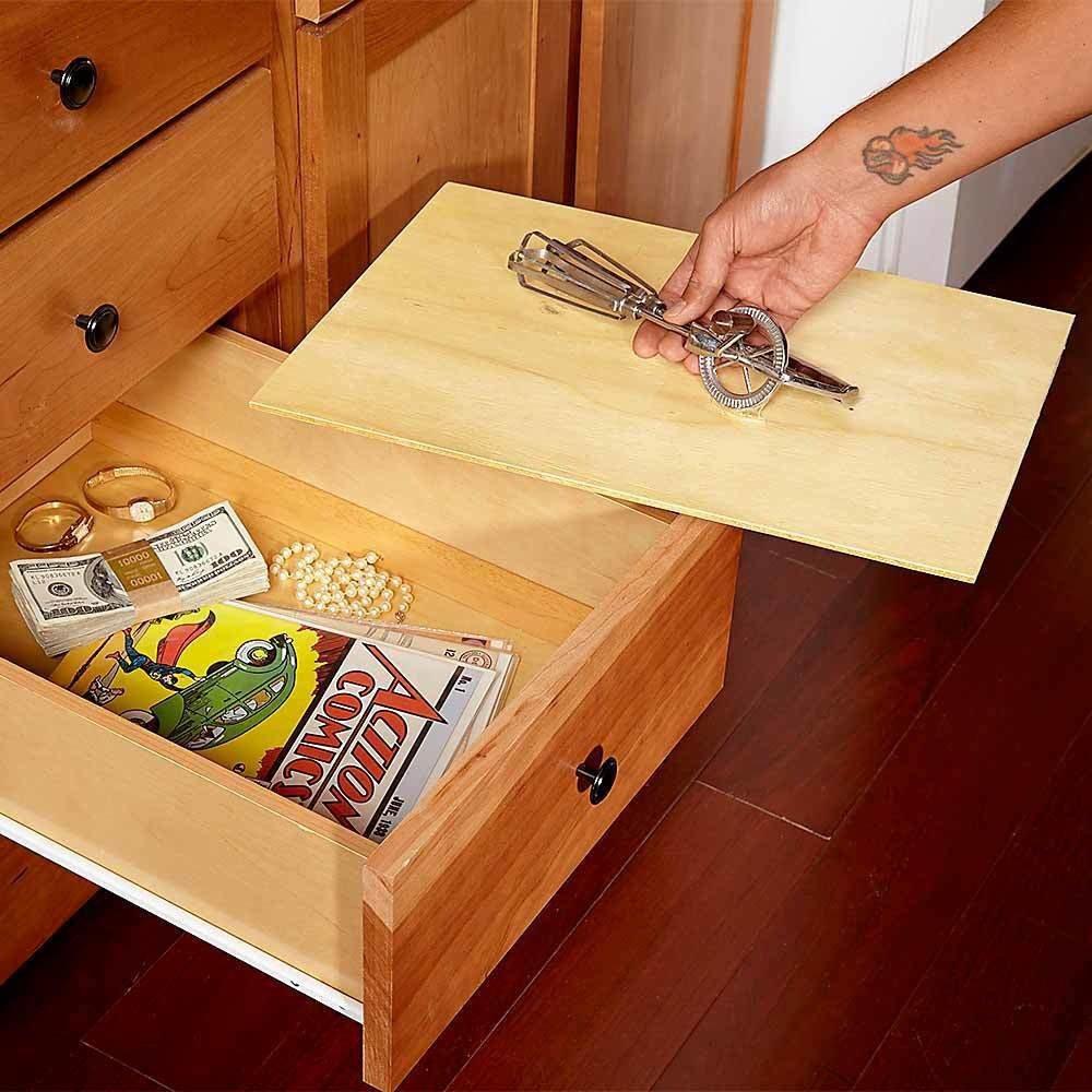 los mejores lugares para esconder tus pertenencias mas valiosas de los cacos 1