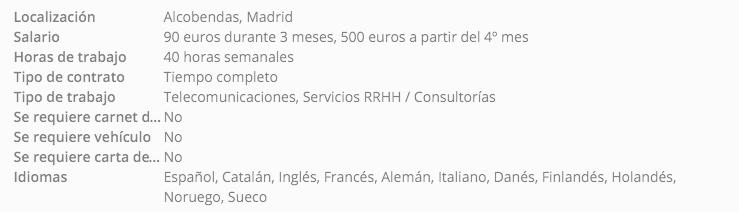 ofertas de trabajo 35