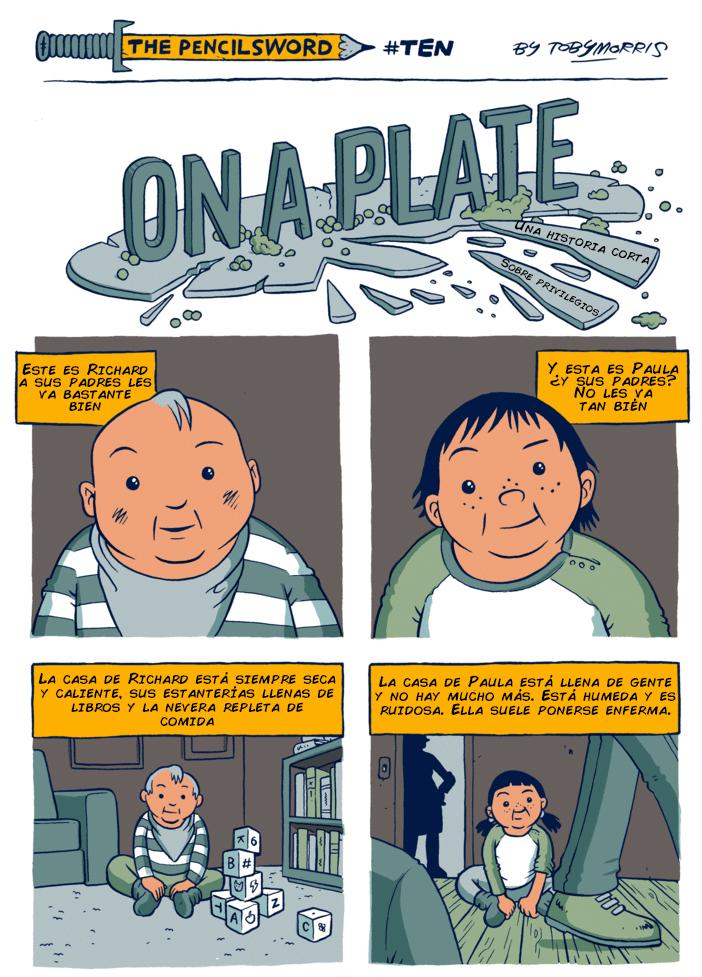 ona a plate comic 1