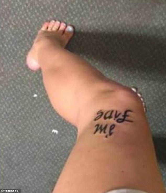 tatuaje gritos socorro 2