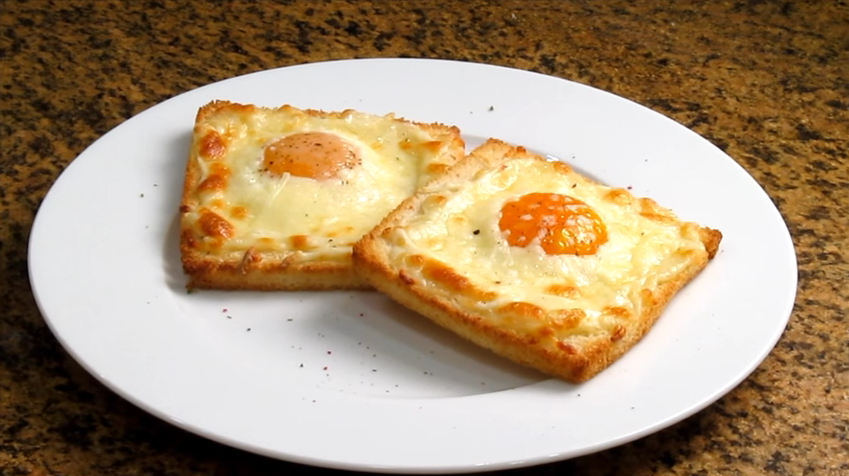 tostadas-de-huevo-y-queso