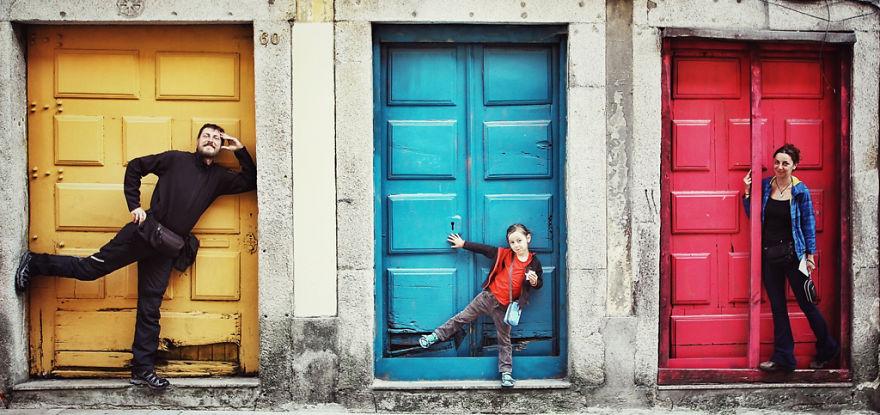 viaje de 28000 km a traves de europa con su hija y su mujer 16