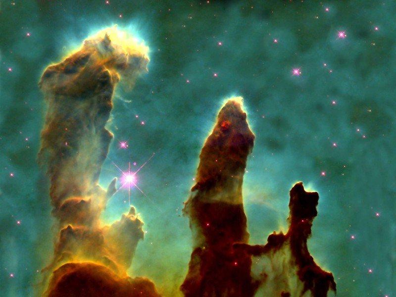 10 cosas sorprendentes que se han encontrado los cientificos en el espacio 11