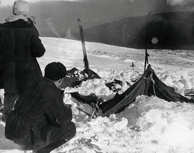 El misterio de los esquiadores rusos
