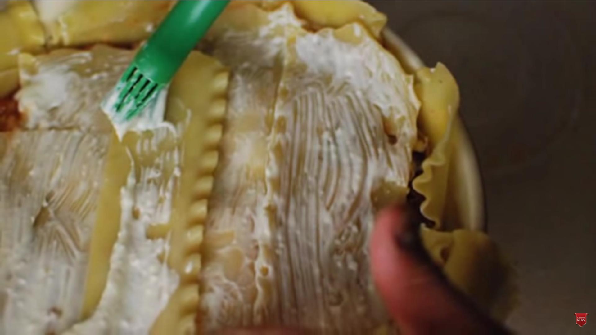 Lasagna en tazon 13